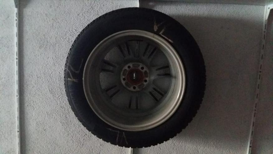 Continental TS 850 Reifen 205/55 R16  91H auf Borbert Alufelgen