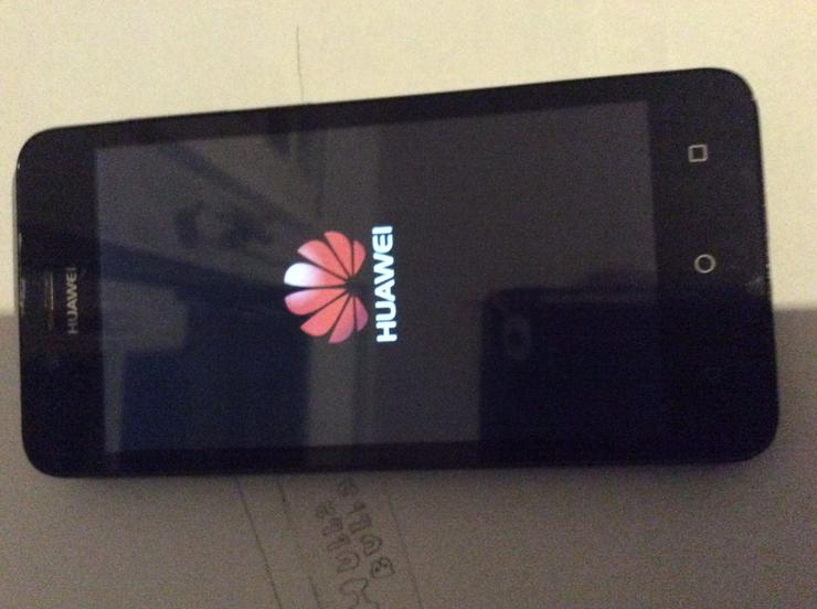 Bild 2: Huaweii smartphone Y3 II black
