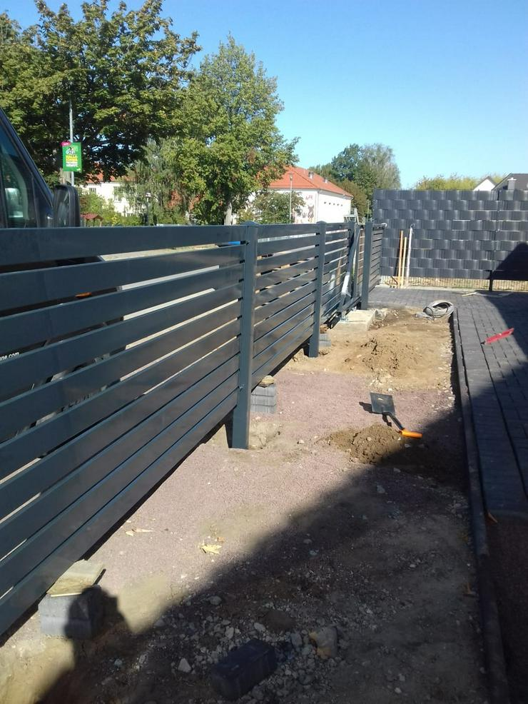 Zäune & andere Stahlelemente (Geländer, Treppen, Balustraden) - Reparaturen & Handwerker - Bild 1