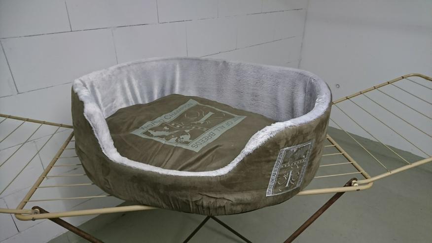 sehr schönes, pflegeleichtes TRIXIE Hundebett - Körbe, Betten & Decken - Bild 1