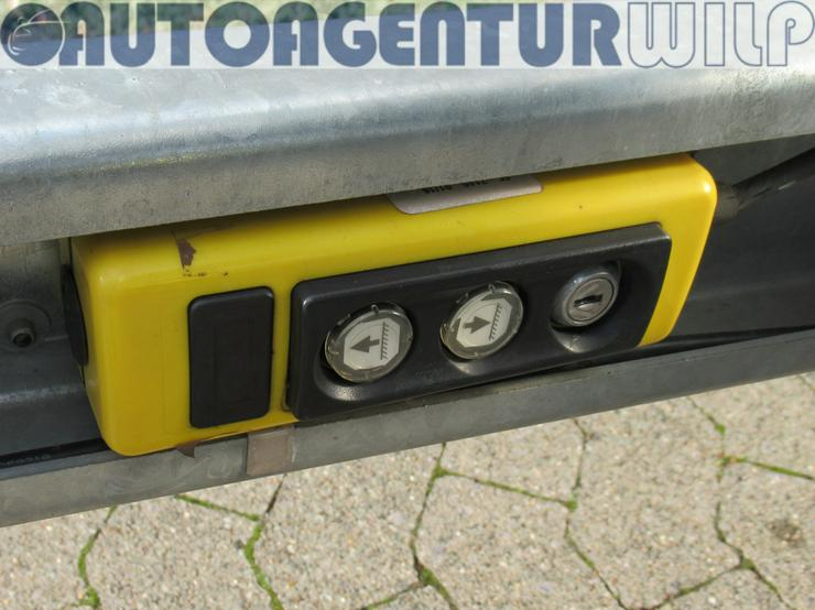 Kippanhänger Heckkipper mit elektrohydr- Betätigung mieten - Anhänger - Bild 6
