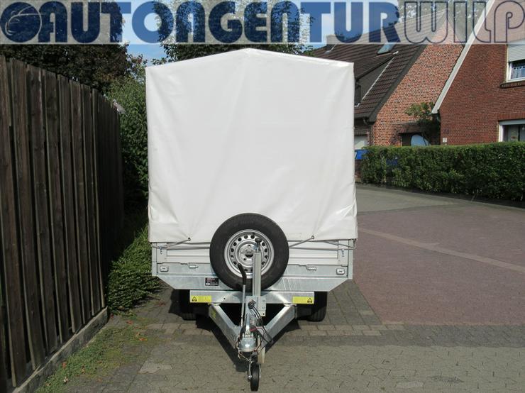 Kippanhänger Heckkipper mit elektrohydr- Betätigung mieten - Anhänger - Bild 5