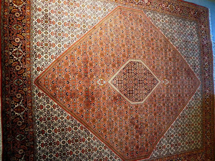 Orientteppich Bidjar alt TOP 306x245 (T058)
