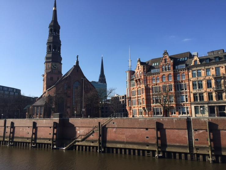 Seriöse Geschäftsadresse Hamburg City (ohne ein Büro zu mieten) - Gewerbeimmobilie mieten - Bild 1