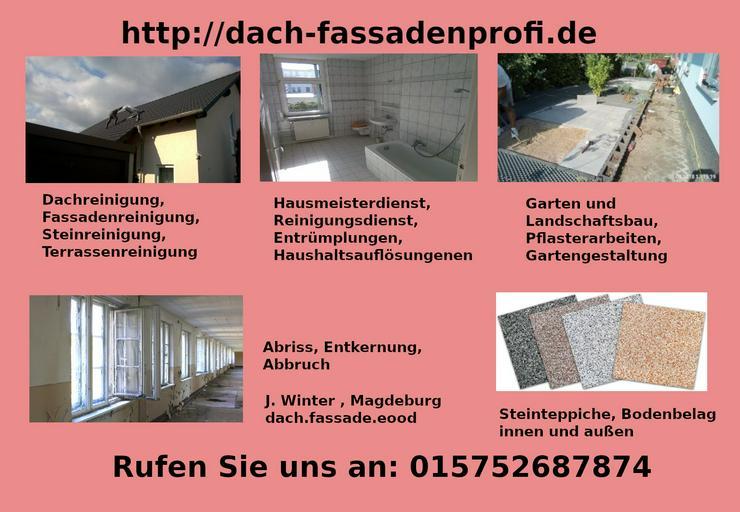 Innenausbau, Malerarbeiten Fliesenarbeiten, Putzarbeiten, Trockenbau - Reparaturen & Handwerker - Bild 1