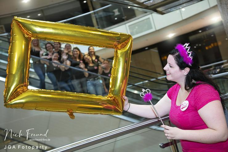 Bild 3: Junggesellinnenabschied JGA Fotoshooting in Nürnberg Fürth Erlangen