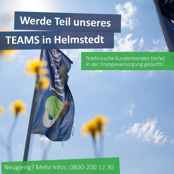 Telefonische Kundenbetreuer (m/w) in der Energieversorgung (Helmstedt)