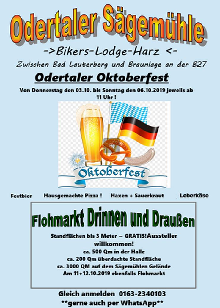 Odetraler Oktoberfest mit Flohmarkt Drinnen und Draußen - Märkte & Messen - Bild 1