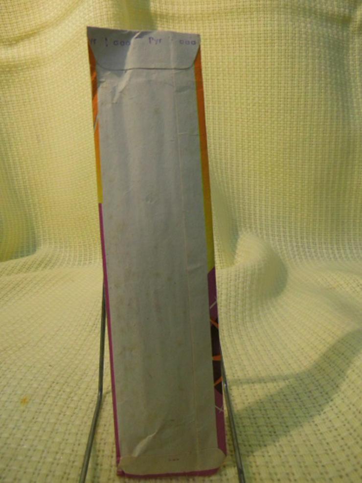 Bild 3: DDR 5 Packungen RIESA Wunderkerzen á 10 Stk. / Requisite, Dekoration, Ostalgie