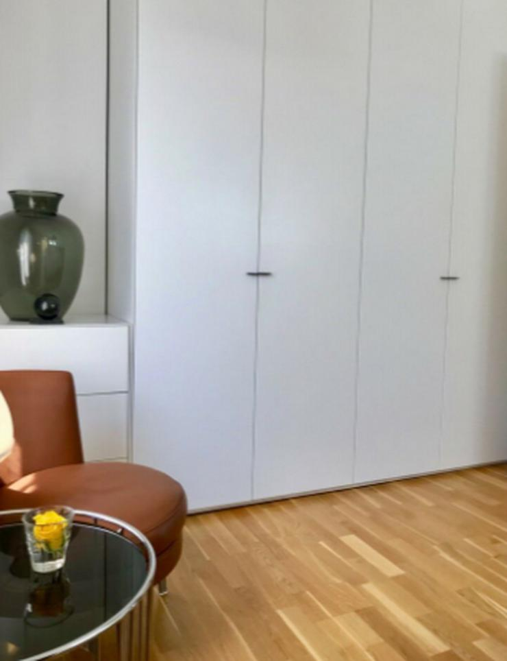 Bild 4: Traumhafte 2-Zi-Wohnung mit EBK und Balkon im Frankfurter Westend