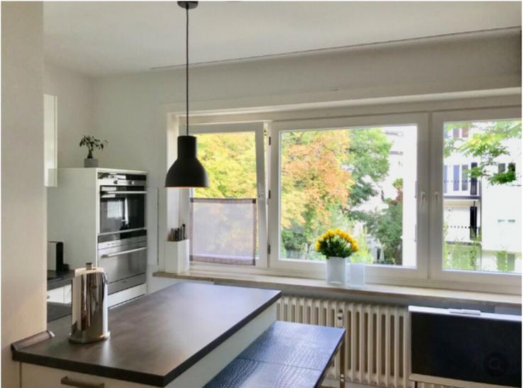 Bild 6: Traumhafte 2-Zi-Wohnung mit EBK und Balkon im Frankfurter Westend