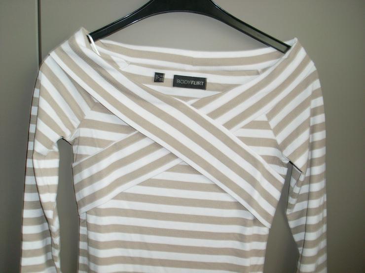 Bild 2: Neu: Damen T Shirt gestreift Gr 36 von Bonprix