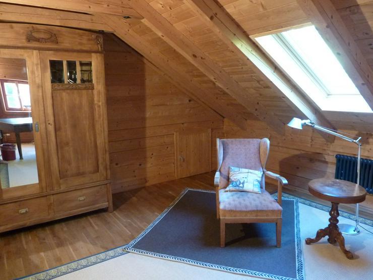 Möbliertes Zimmer in biologisch gebautem Holzhaus ab 1. November 2019 zu vermieten - Agenturen, Personal & Dienstleistungen - Bild 2