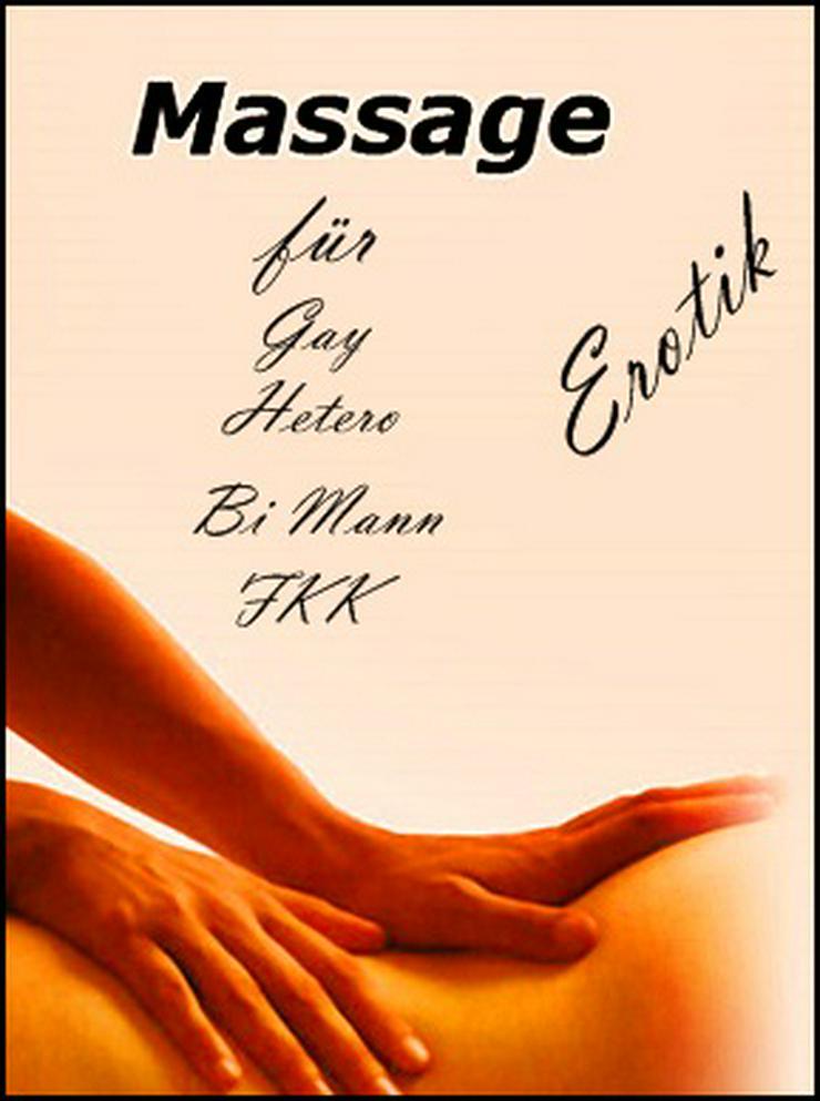 Erotik-Massage nur für Männer .Gay Bi