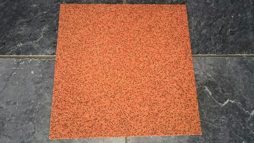 Bild 2: 30m2 Heuga 530 - Orange Retro Teppichfliesen von Interface