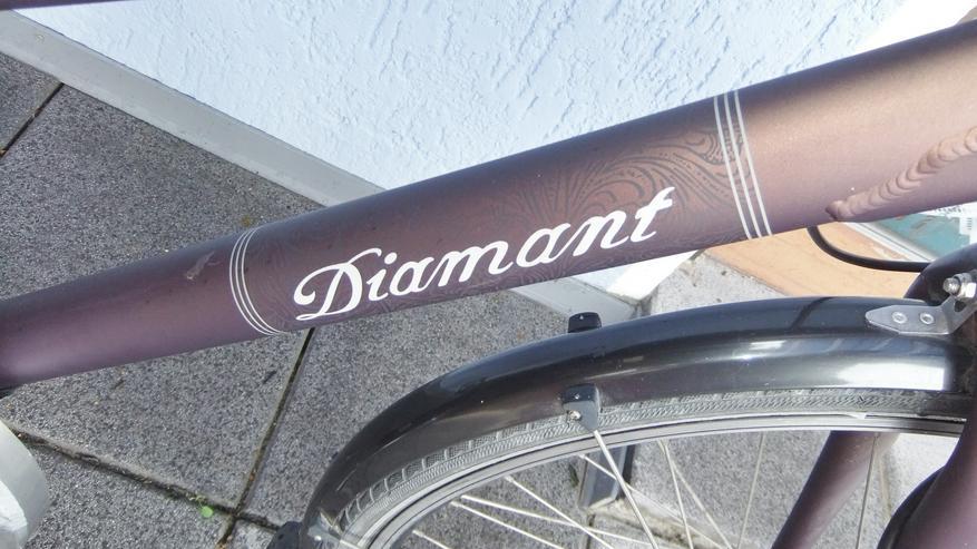 Bild 2: Damenfahrrad 28 Zoll von Diamant 24 Gang Retrorad Versand möglich