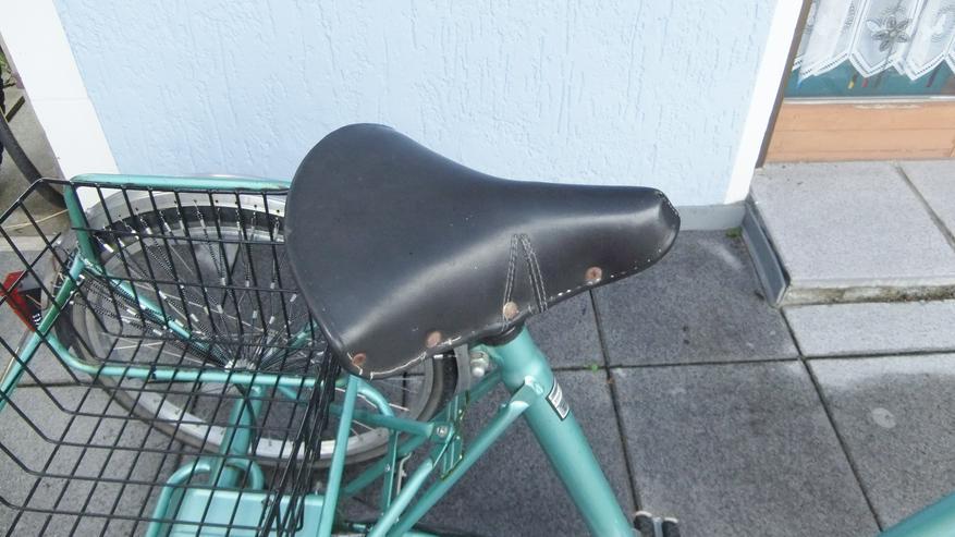 Bild 6: Erwachsenen Dreirad Therapierad Seniorenrad von Luxus Sport 3 Gan