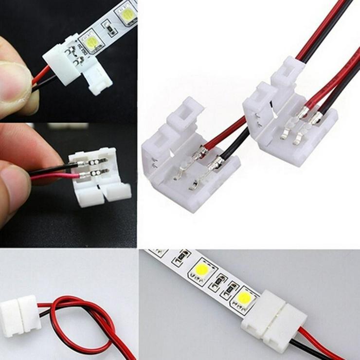 2-Poliger Stecker-Adapter *NEU* - Kabel & Stecker - Bild 1