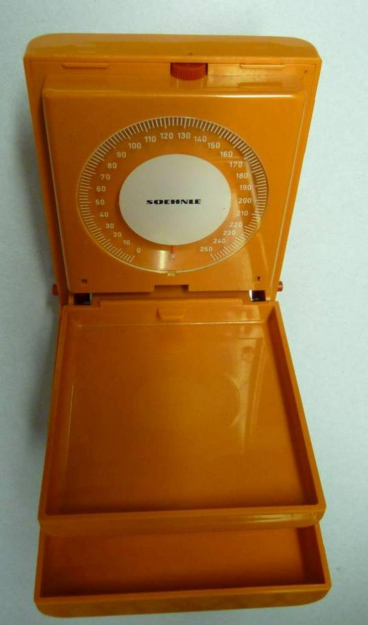 Soehnle Diätwaage Brief Waage Vintage aus den 60er Jahren