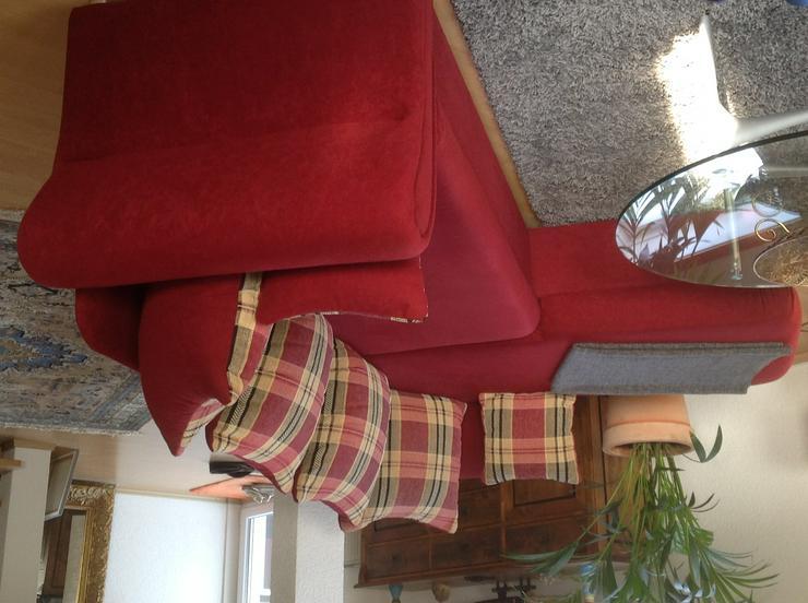 Gepflegte Couch