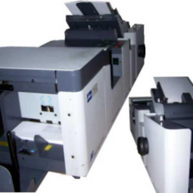 Falzmaschine Kuvertiermaschine NEOPOST SI65, Top-Zustand