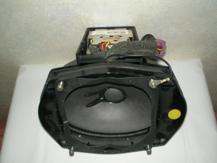 Bild 3: Audi Lautsprecher, Bose Aktiv-LS, Diez Interface