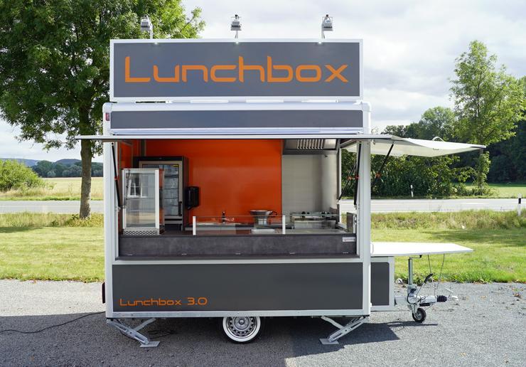 3,00m Lunchbox 3.0 Imbissanhänger