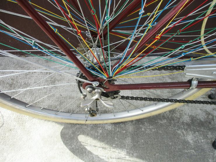 Bild 6: Oldtimerfahrrad 28 Zoll von Drewer 3 Gänge Antrieb Versand mögli
