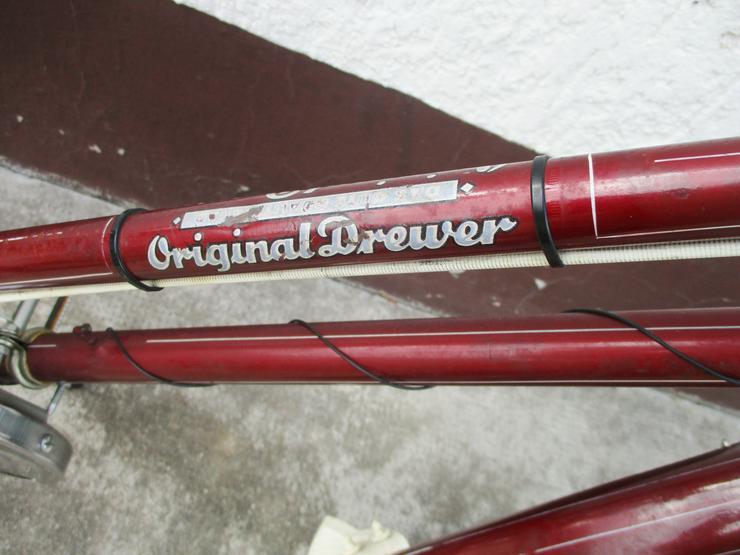 Bild 2: Oldtimerfahrrad 28 Zoll von Drewer 3 Gänge Antrieb Versand mögli