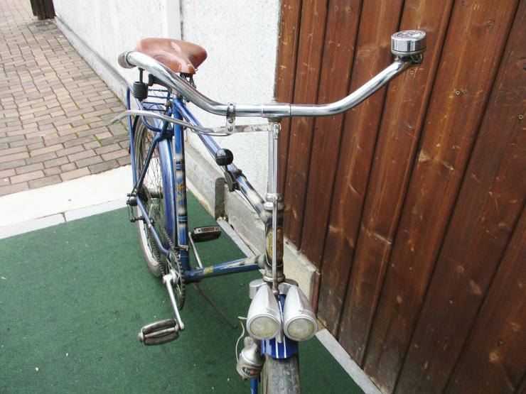 Oldtimerfahrrad Herrenfahrrad von Meister 26 Zoll 3 Gänge, Versan - Citybikes, Hollandräder & Cruiser - Bild 6