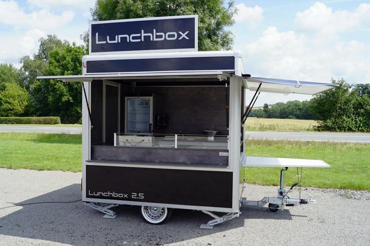 2,50m Lunchbox 2.5 Imbissanhänger