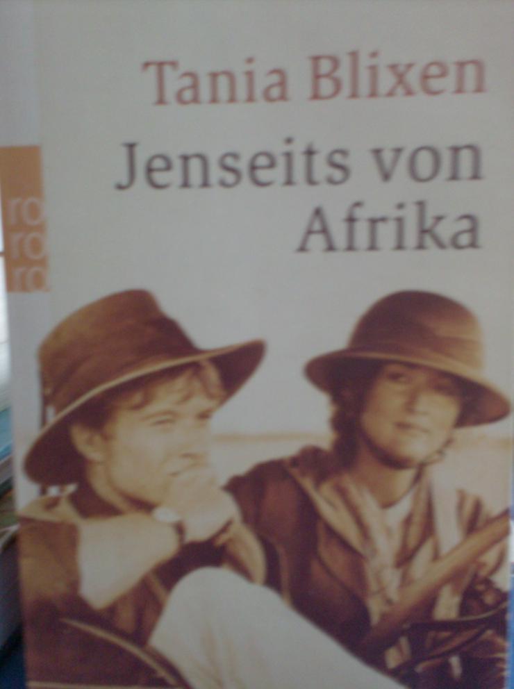 Jenseits von Afrika,  Blixen, Tania Rowohlt Taschenbuch - Romane, Biografien, Sagen usw. - Bild 1