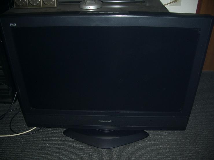 Panasonic TX-32LE7F LCD TV 32 zoll HDMI  TFT Monitor Fernseher Bildschirm - 25 bis 45 Zoll - Bild 1