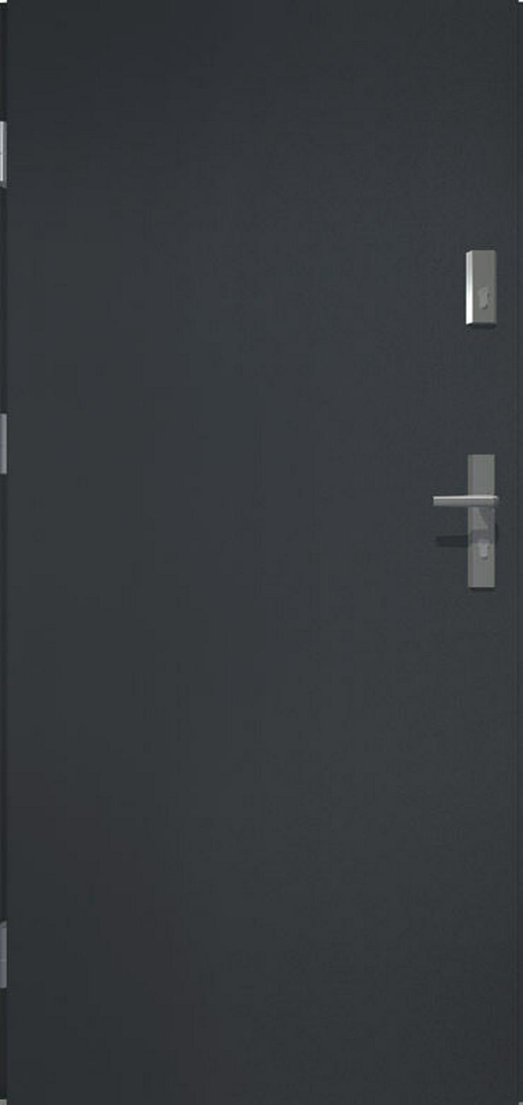 Bild 5:  Tür Prime55 Haustür Eingangstür Stahltür 80/90/100 3 Modelle Wohnungeingangstür
