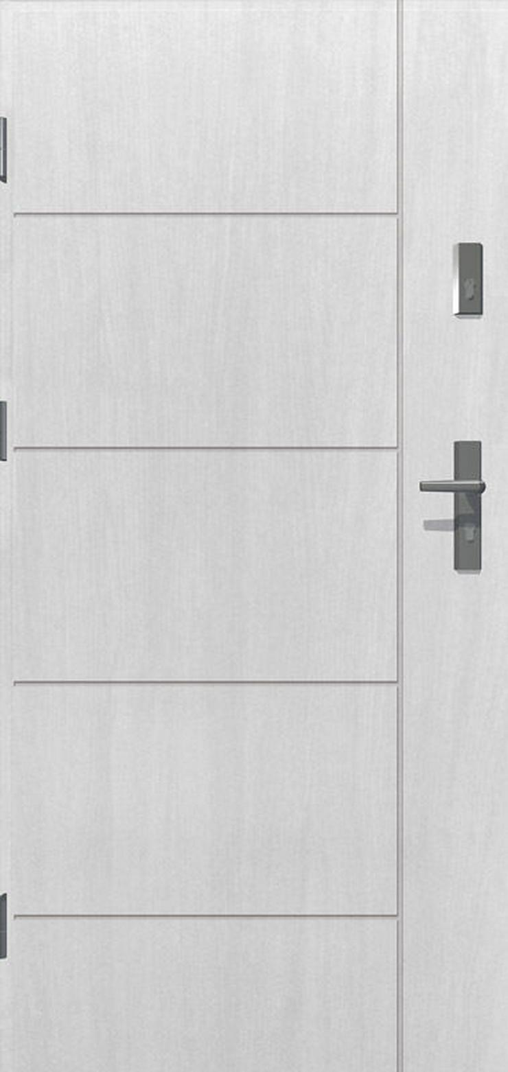 Bild 3:  Tür Prime55 Haustür Eingangstür Stahltür 80/90/100 3 Modelle Wohnungeingangstür