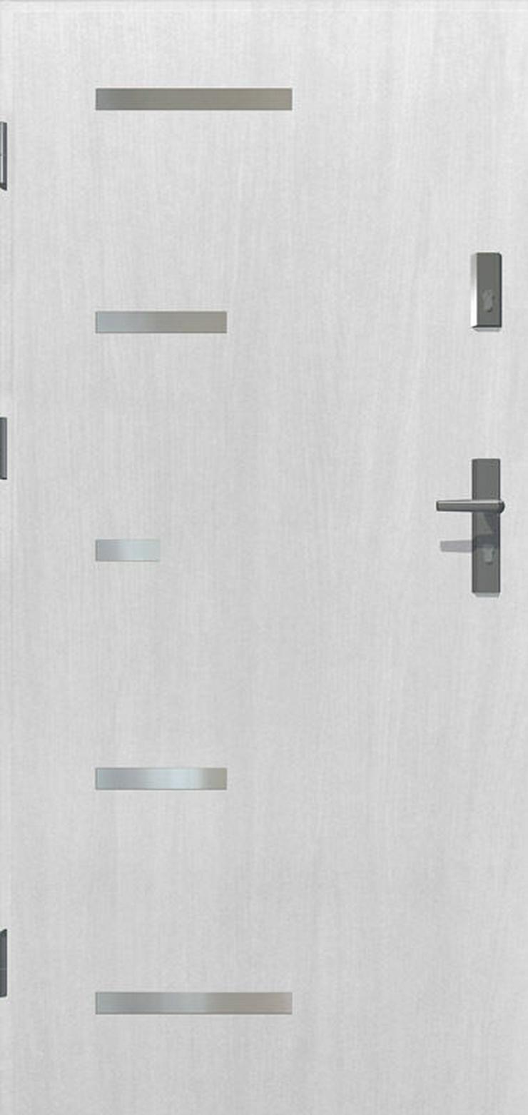 Bild 4:  Tür Prime55 Haustür Eingangstür Stahltür 80/90/100 3 Modelle Wohnungeingangstür