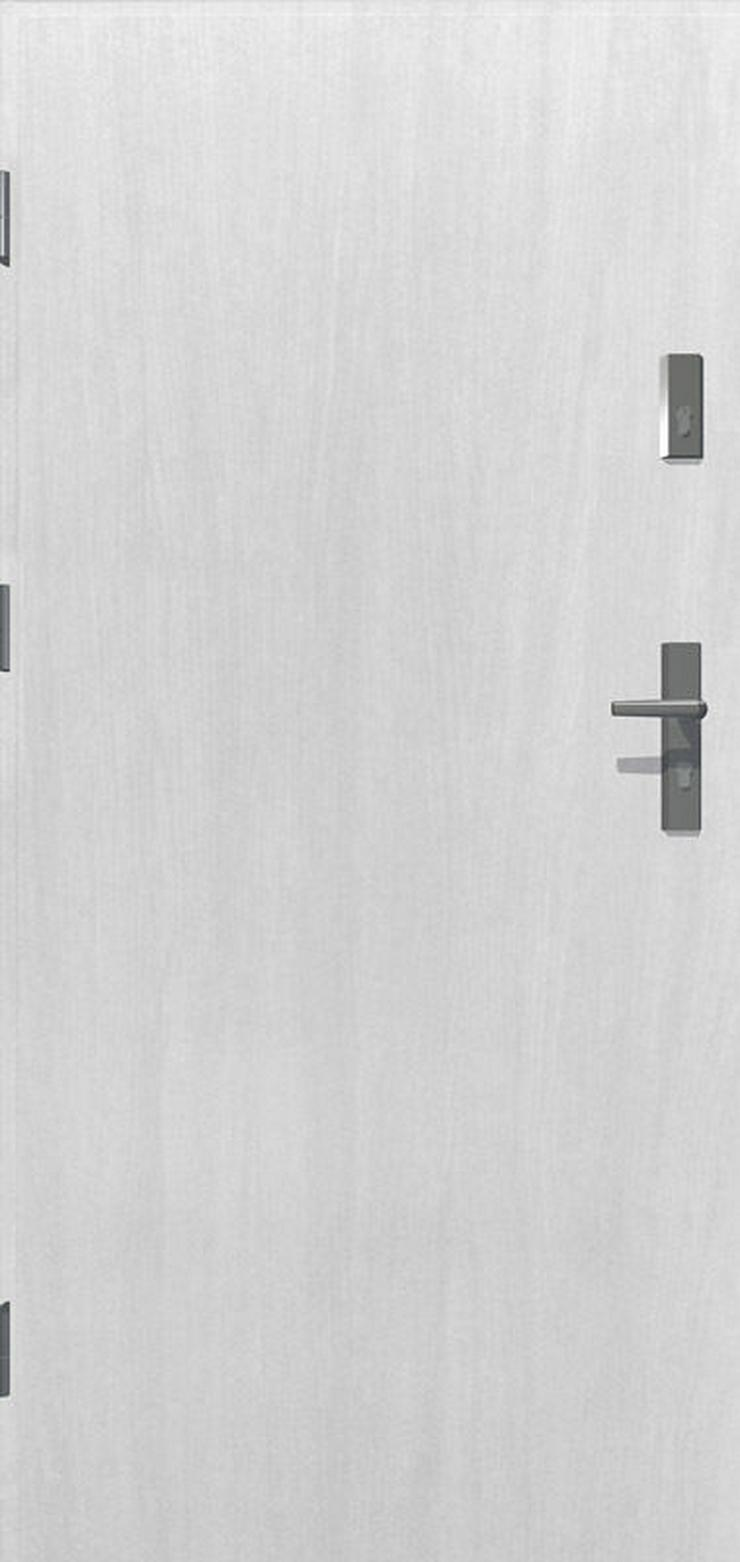 Bild 2:  Tür Prime55 Haustür Eingangstür Stahltür 80/90/100 3 Modelle Wohnungeingangstür