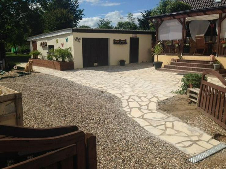 Bild 2: Natursteinplatten Polygonalplatten Terrasse Fliese Neu Aktion
