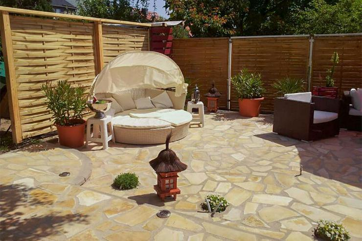 Bild 5: Natursteinplatten Polygonalplatten Terrasse Fliese Neu Aktion