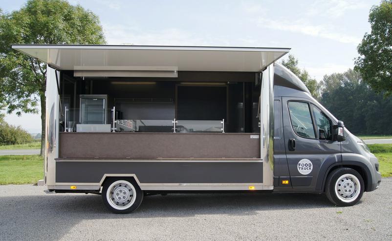 Starter Chrome Food Truck