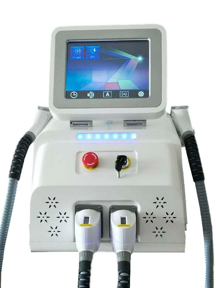 Deluxe BM9-ELIGHT+IPL+SHR+RF Gerät-dauerhafte Haarentfernung