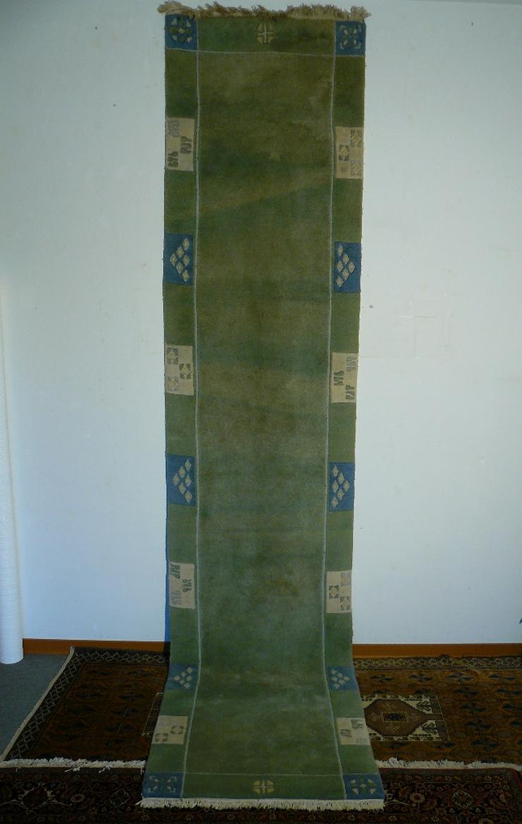 Bild 2: Orientteppich Tibet 330x72 alt (T068)