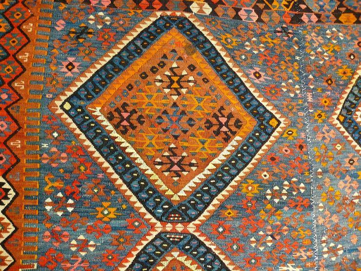 Bild 2: Kelim türkisch antik 227x175 (T069)