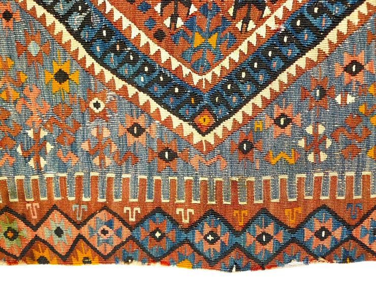 Bild 6: Kelim türkisch antik 227x175 (T069)
