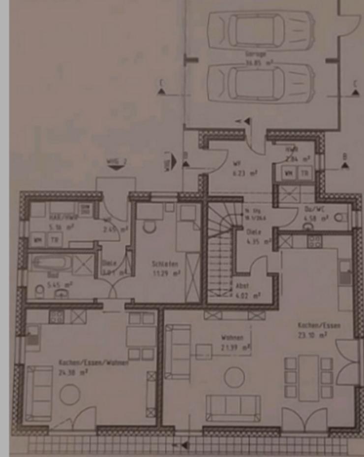 Bild 3: !Von Privat! Niedrigenergiehaus mit ELW