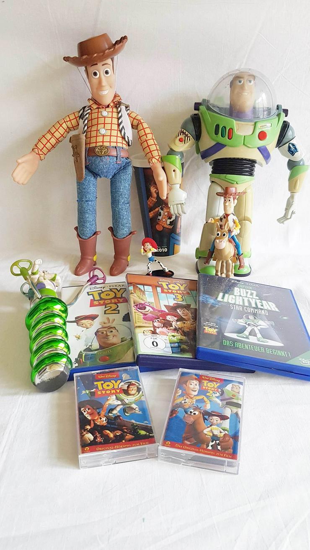 TOY STORY - Woody - Buzz Lightyear NOSTALGIE