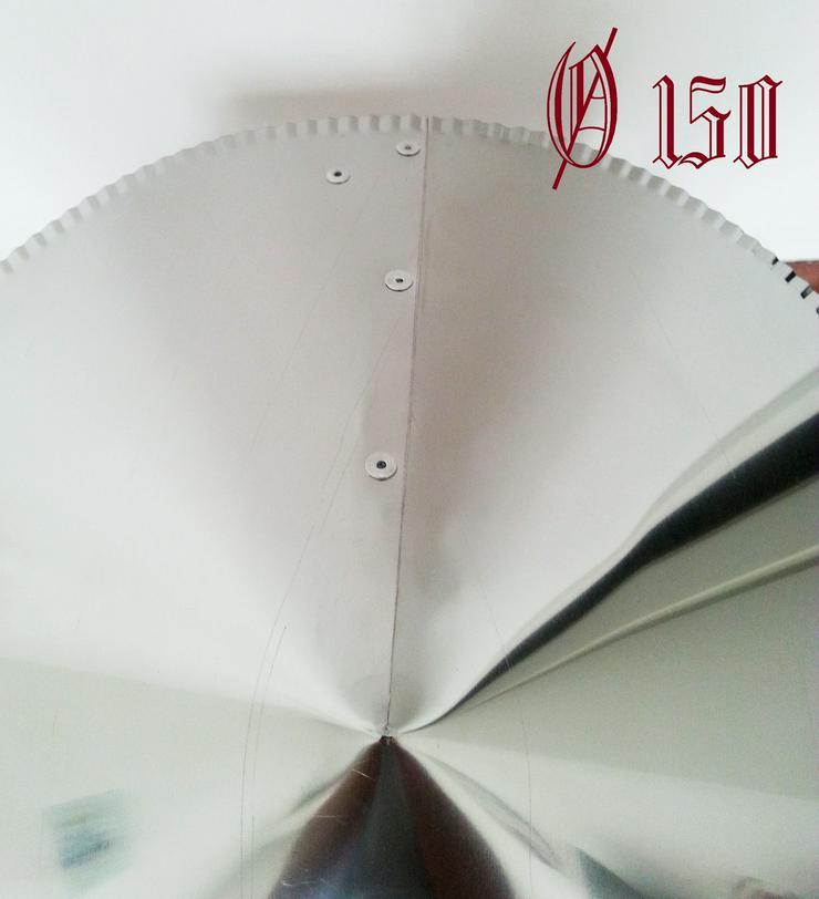 Bild 4: Schornsteinabdeckung, regenhaube, Regenhut, 150mm