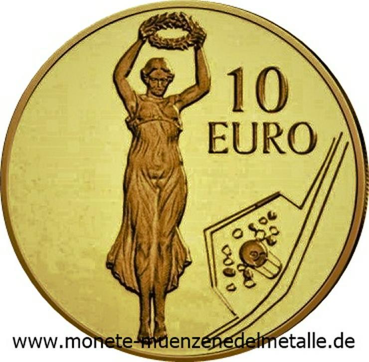 Luxenburg 10 Euro Gelle 2013 3.000 EX Gold Münze