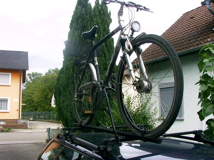 Bild 2: Fahrradhalterung für Kfz, mieten statt kaufen! Ab € 1,50 pro Tag!