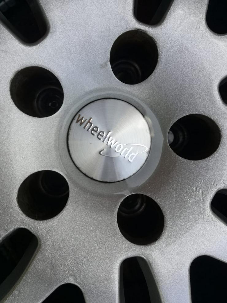 Bild 3: Felgen WheelWorld 8J 18H2 (4 Stück)